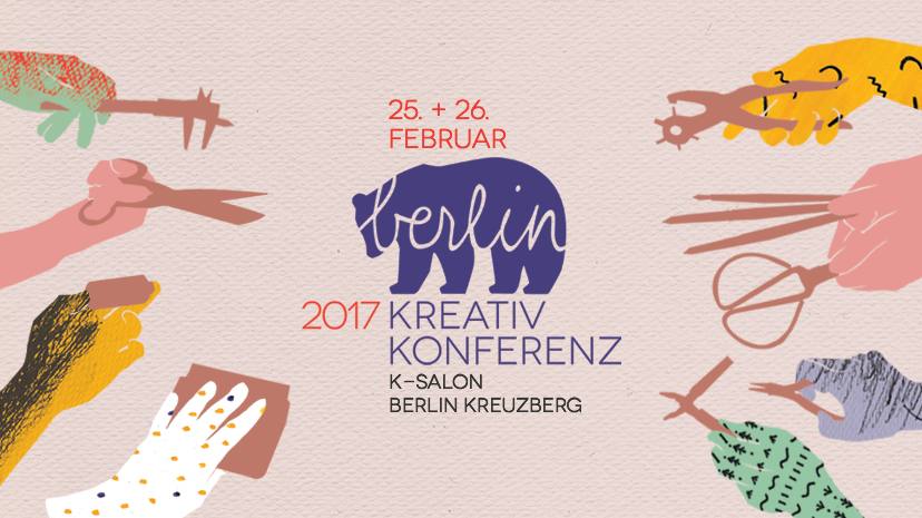 Berlin Kreativ Konferenz 2017