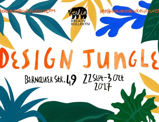 The design Jungle Pop Up