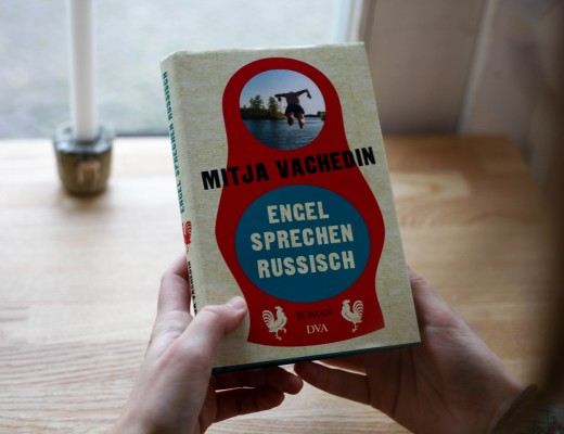Mitja Vachedin 'Engel Sprechen Russisch' - A Book Review by berlinograd.com