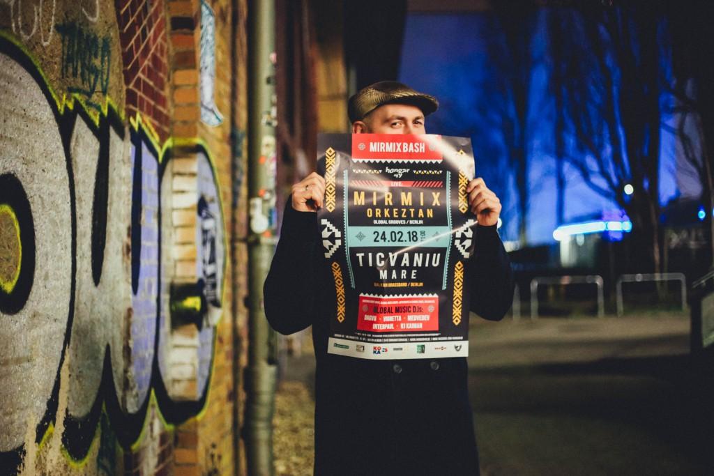 Paul Linke, Musician & Radio Editor – An Interview by Berlinograd.com - Digital Platform for Russian-Speaking Expats in German