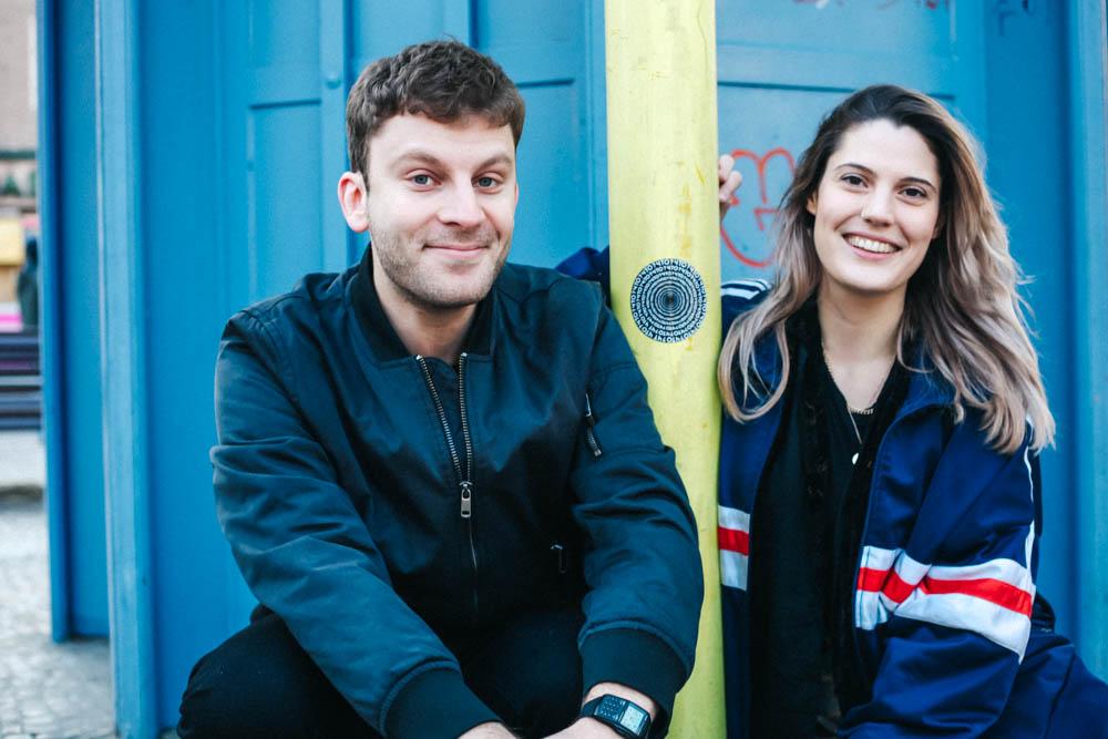 Elizabeth Short & Boris Schneider, Co-founders of Shto, Neukölln - An interview by Berlinograd.com