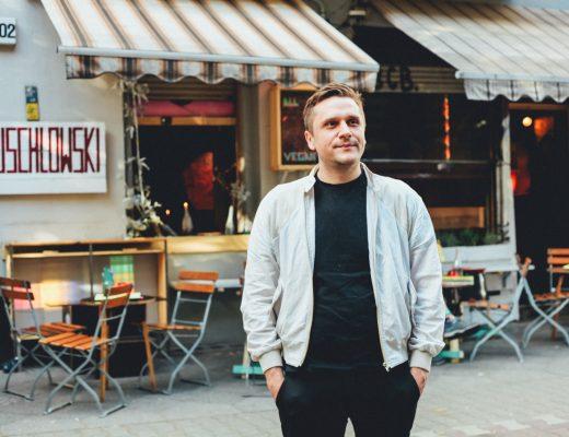 Artem Hein, Co-Owner of Vater Bar & Kuschlowski, Neukölln